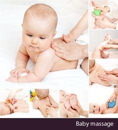 baby masage