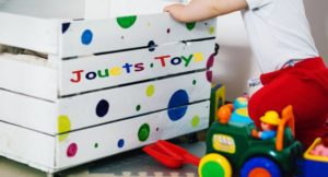 image of toy box