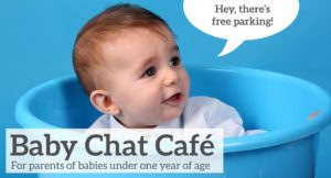 Baby Chat: Welcome Back! @ Community Wellness Centre in the Jeffery Hale Pavilion